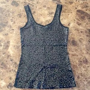 $5 with purchase - Express black tank top